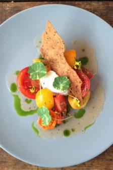 Food: magical midsummer cooking at Salon in Brixton