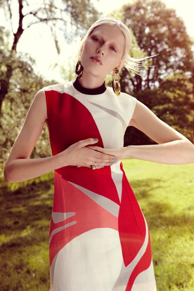 Fashion: bold standard