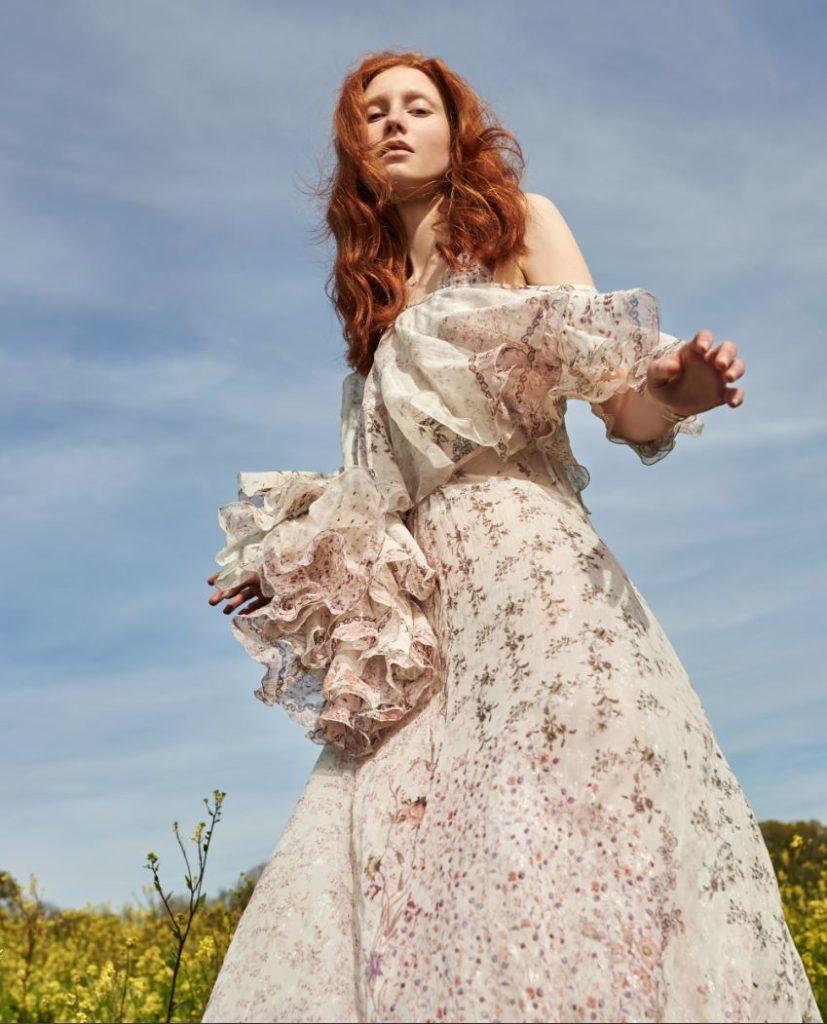 Fashion: midsummer daydream