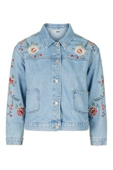 Denim's must-have embroidered pieces for SS16