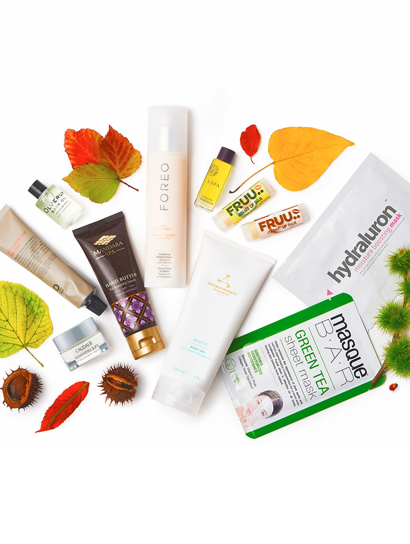 YOU Beauty Box: The Changing Seasons Edit for October