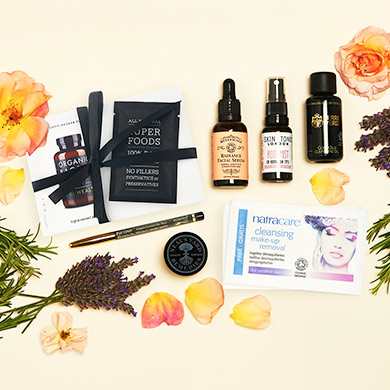 YOU Beauty Box: Soil Association and Organic Beauty Week unwrapped