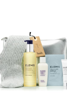 ELEMIS team up with hush to release limited edition Nourishing Nights Collection