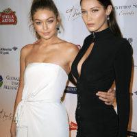 Gigi and Bella Hadid vie for Model of the Year at British Fashion Awards 2016