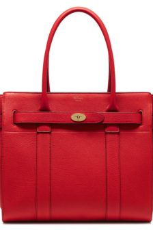 Mulberry introduces the brand new Zipped Bayswater handbag