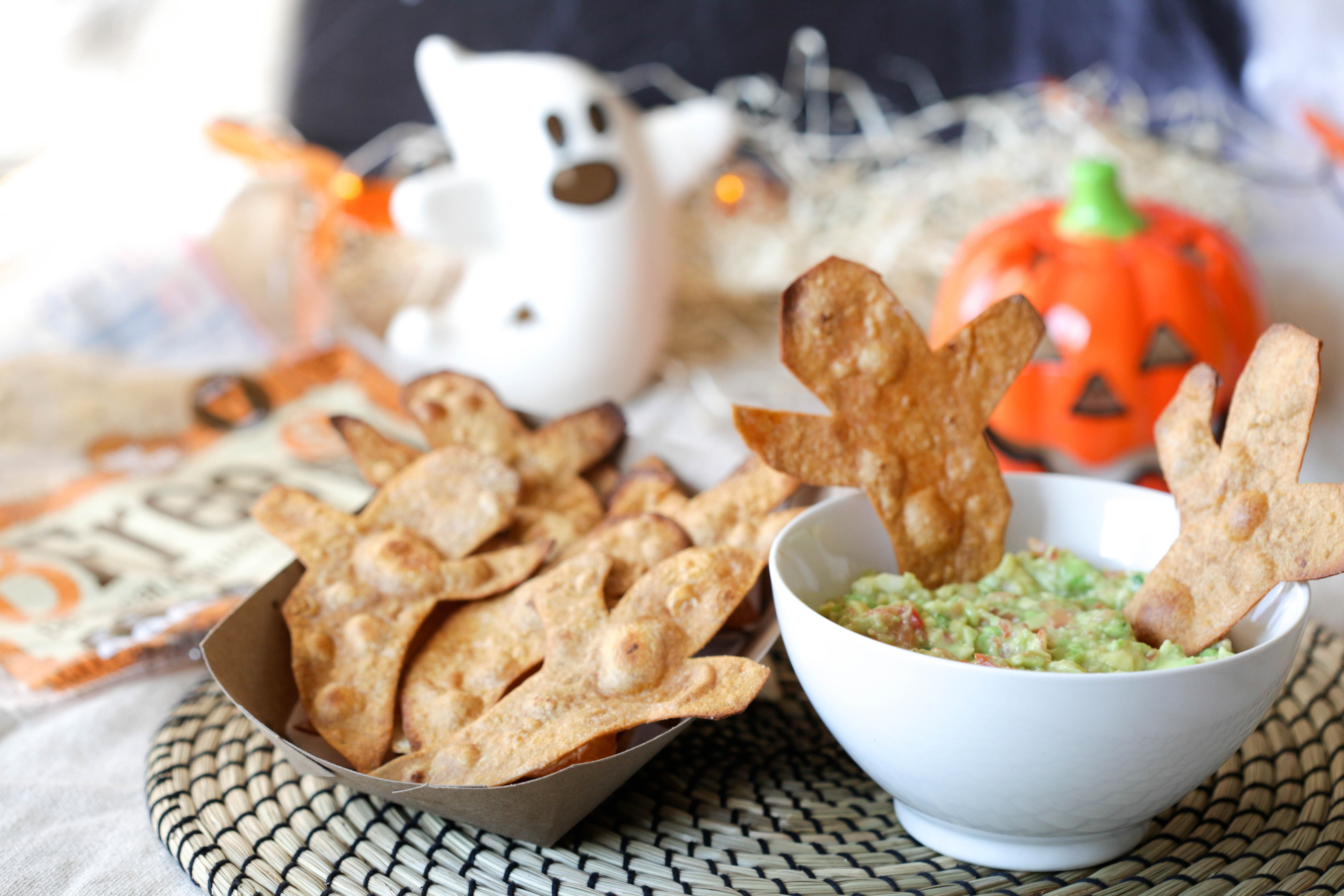 Food: last minute Halloween treats for your little ghouls