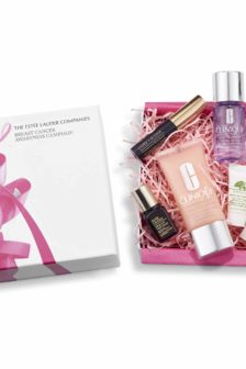 Shop and donate with Breast Cancer Awareness Month's top beauty products