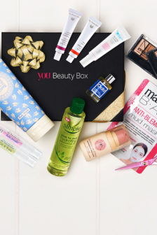 YOU Beauty Box: November's Luxe Gift Guide Edit…
