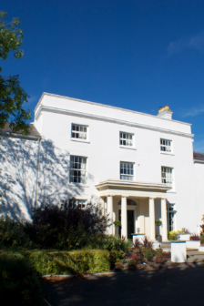 A new approach to county spas – introducing Fishmore Hall's SPAshell