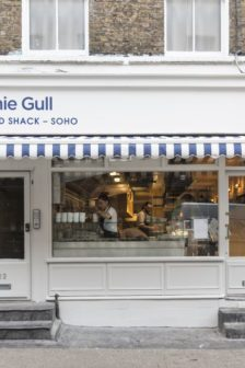 Delicious fresh fish - right in the heart of Soho