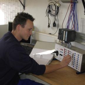 Ausbildung Elektroniker/in für Betriebstechnik
