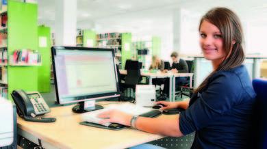 Ausbildung bei der Deutschen Rentenversicherung Mitteldeutschland für deine berufliche Zukunft!