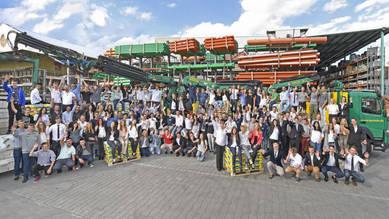 Ausbildungen in verschiedenen Bereichen für deine berufliche Zukunft bei Kemmler Baustoffe GmbH