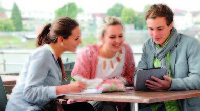 Abwechslungsreiche Ausbildungen und duale Studiengänge bei der Deutschen Rentenversicherung Mitteldeutschland!