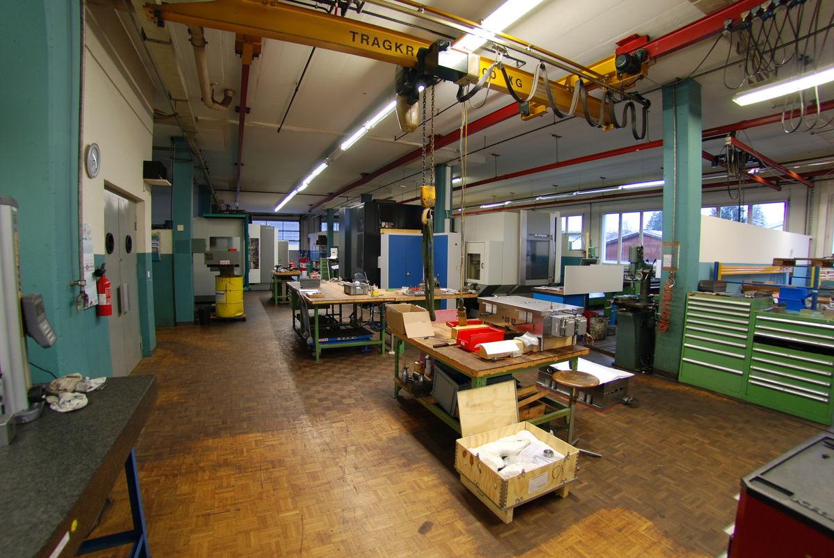 Lehrstellen bei Wissmann AG Formen  und Werkzeugbau