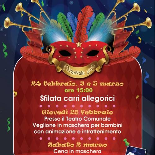 Logo Carnevale Canepinese