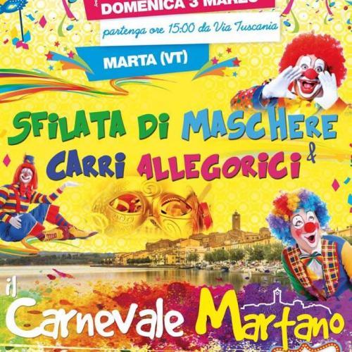 Logo Carnevale Martano
