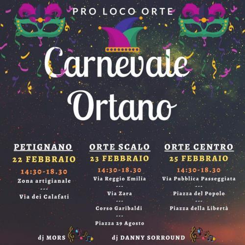 Logo Carnevale Ortano