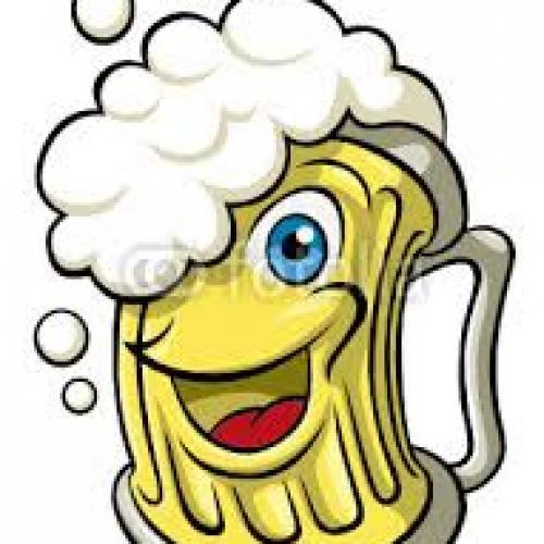 Logo Festa della birra. Gallese.