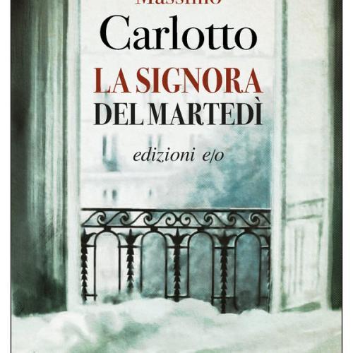 Logo Massimo Carlotto a Orte presenta La signora del martedì