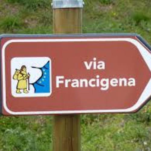 Logo Pellegrini per un giorno: sull'antica via Francigena