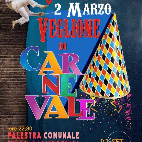 Logo ' Veglione di Carnevale' Corchiano