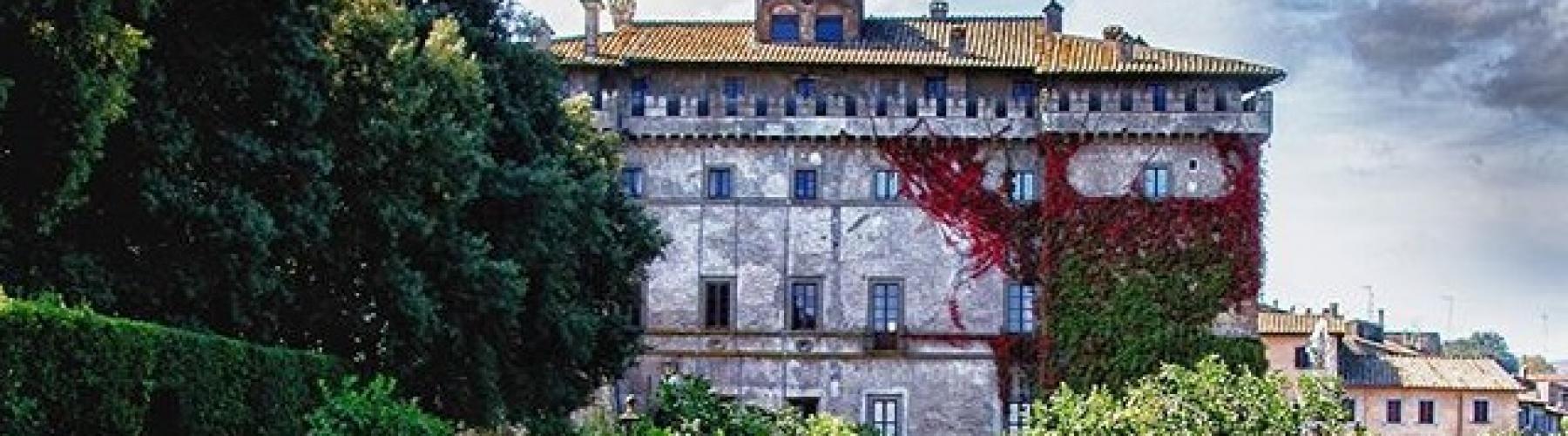 Copertina Castello Ruspoli di Vignanello