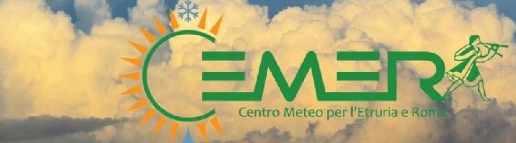 Copertina Cemer - Centro meteo per L'Etruria e Roma