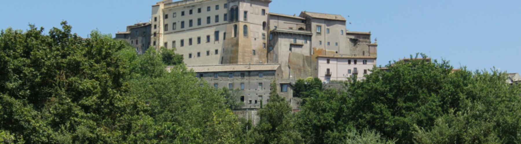Copertina Palazzo Orsini Bomarzo