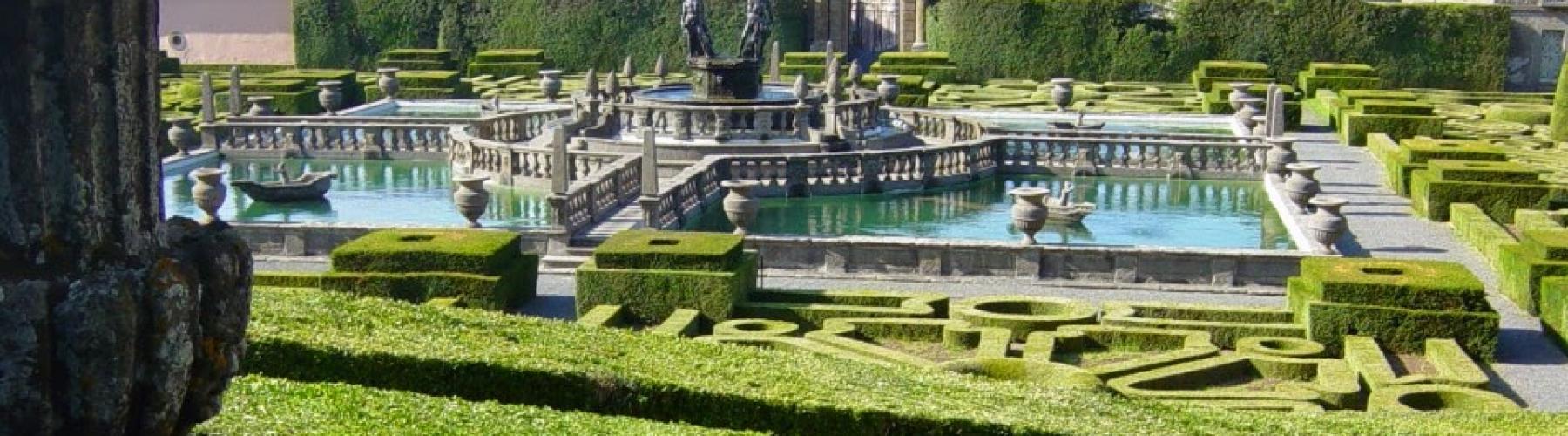 Copertina Villa Lante Bagnaia