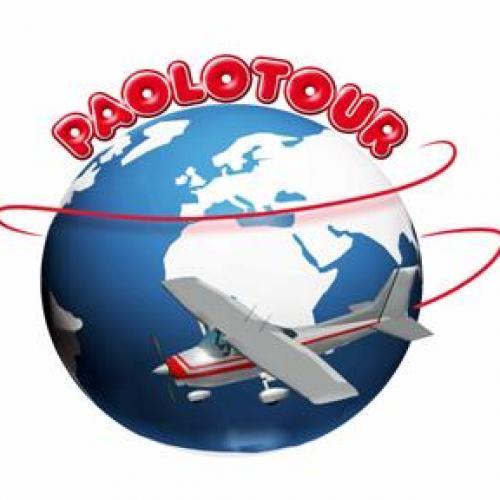 Logo Agenzia Viaggi Paolotour di Paolo Orlandi Servizi