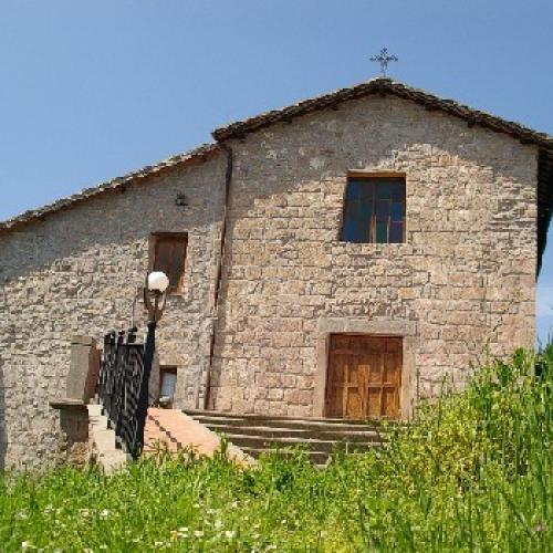 Logo Chiesa Santa Corona Attrazioni