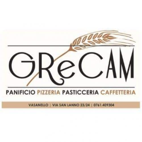 Logo GreCam Mangiare e Bere