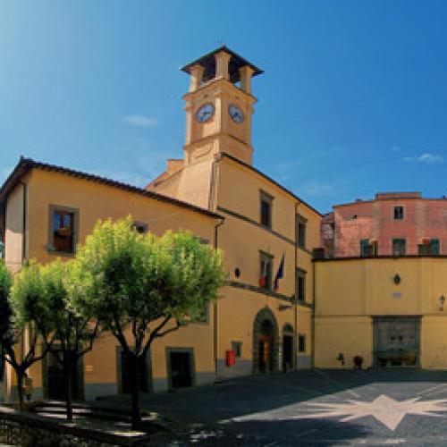 Logo Palazzetto Farnese (sede Comune di Canepina) Attrazioni
