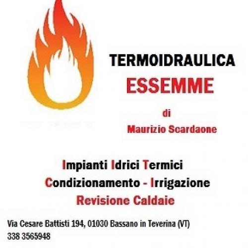 Logo TERMOIDRAULICA 'ESSEMME' Servizi