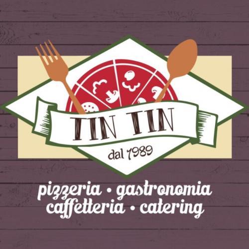 Logo TIN TIN dal 1989 Mangiare e Bere