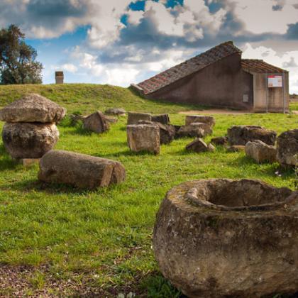 Foto La Civiltà Etrusca