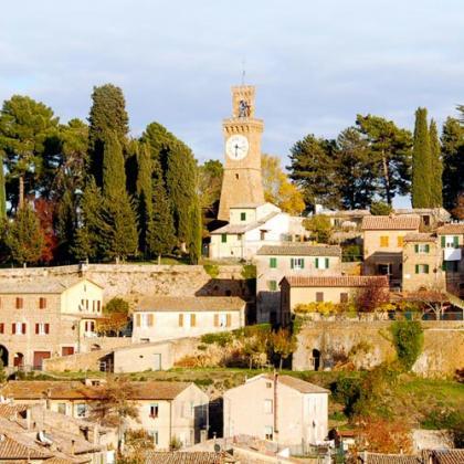 Foto La Via Francigena