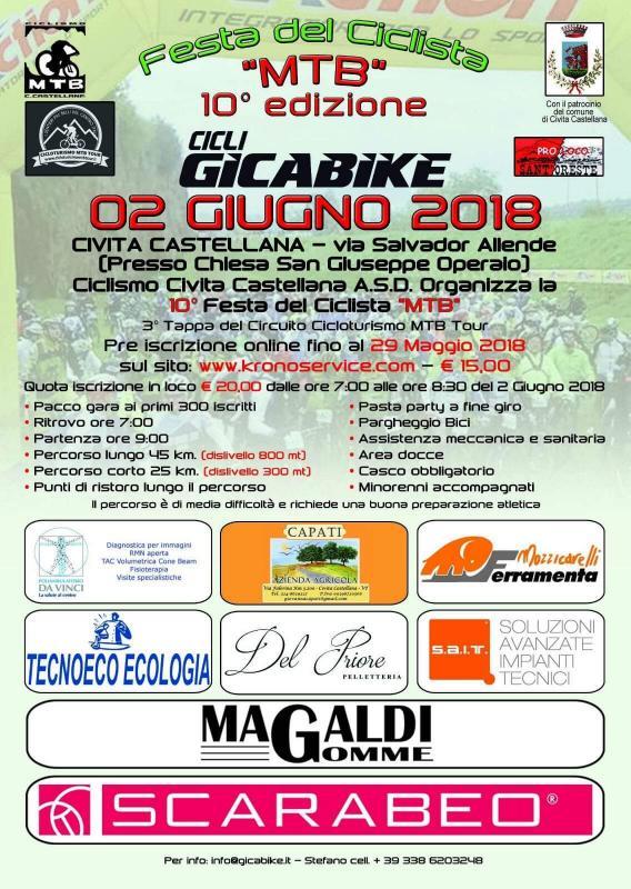 Foto Festa del ciclista 'MTB'   X edizione