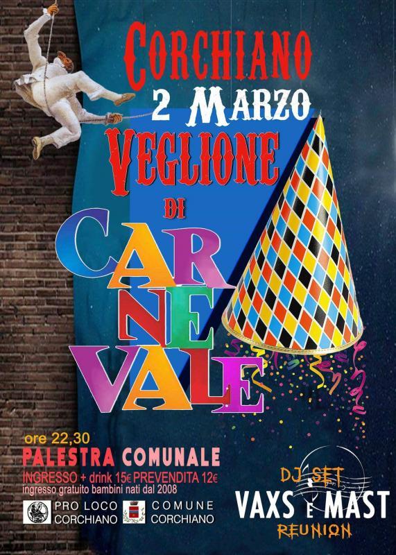 Foto ' Veglione di Carnevale' Corchiano