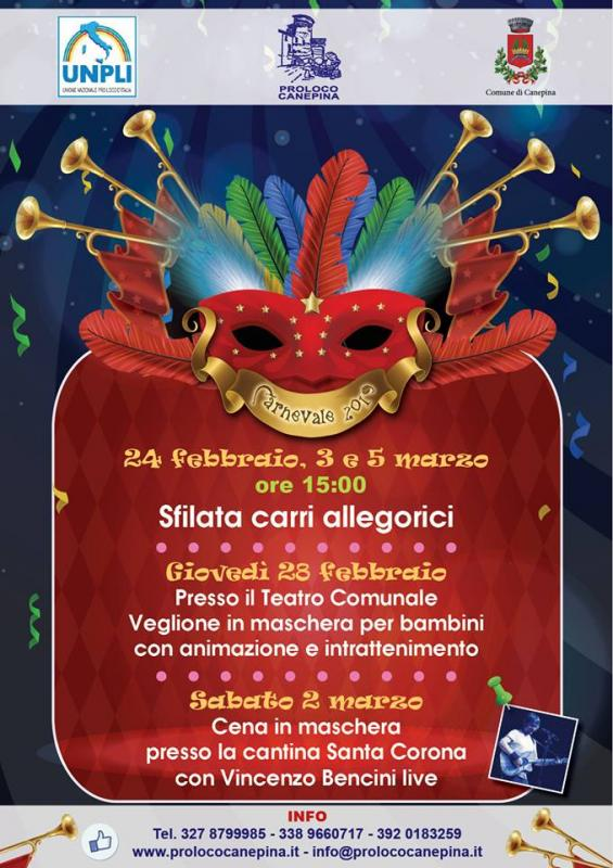 Foto Carnevale Canepinese