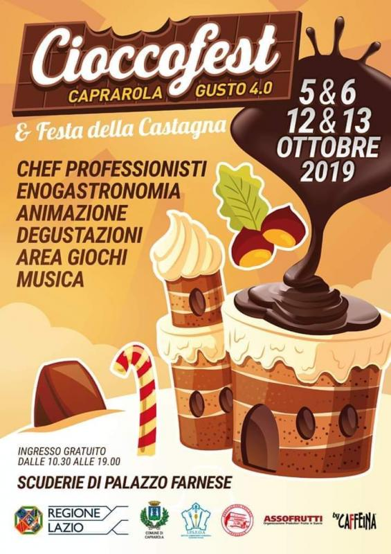 Foto 'Cioccofest  2019' Caprarola