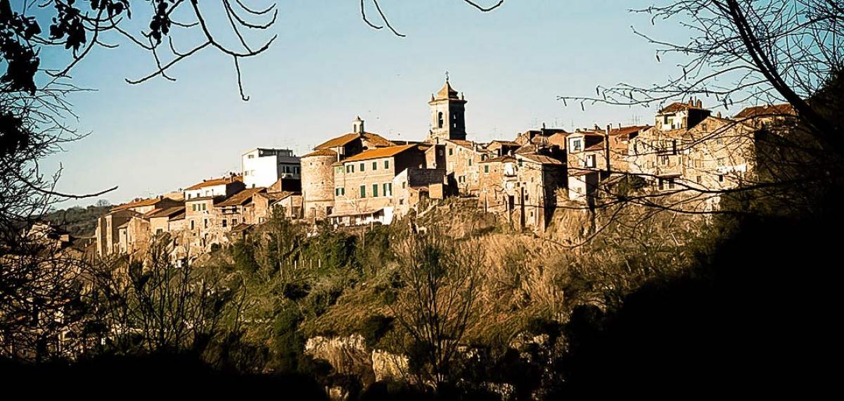 Foto Paesaggio diVino etrusco