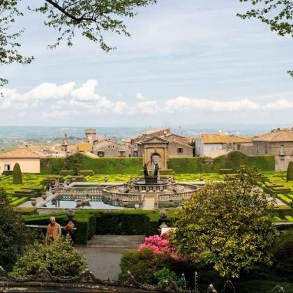 Foto Villa Lante Bagnaia
