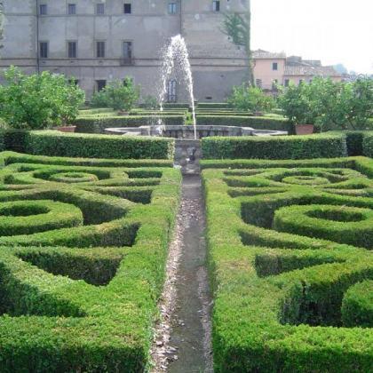 Foto Castello Ruspoli di Vignanello