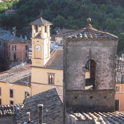 Foto Palazzetto Farnese (sede Comune di Canepina)