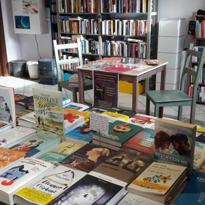 Foto Libreria il Gorilla e l'Alligatore