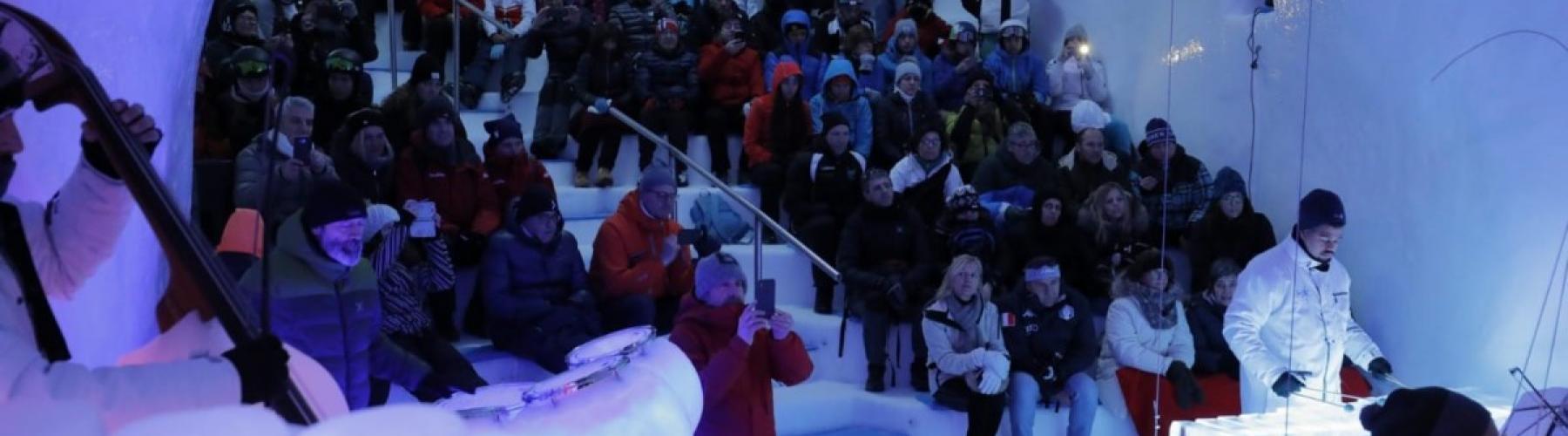 Copertina evento Ice Music - Concerti in Paradiso