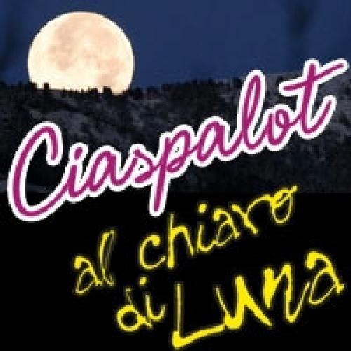 Logo Ciaspalot al Chiaro di Luna