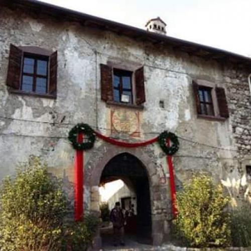 Logo Mercatini di Sant'Ambrogio al Castello di Gorzone